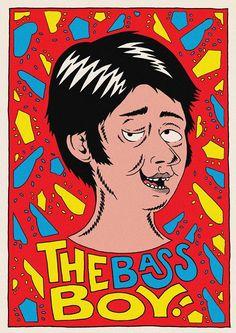 #thebassboy