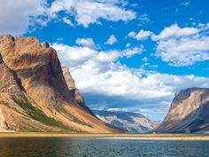 Easily one of the most beautiful places in Canada, the remote Torngat Mountains National Park is a land of polar bears and caribou, glaciers and fjords, and a wild stretch of mountains you're not likely to ever forget.