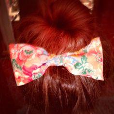 DIY hairbow