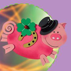 .: Kentikelenis :. - Βιβλία Κατασκευών - Έξυπνες κατασκευές για Όλο το Χρόνο - Σειρά Γ Happy New Year, Techno, Art For Kids, Minnie Mouse, Disney Characters, Advent, Crafts, Pork, Picasa