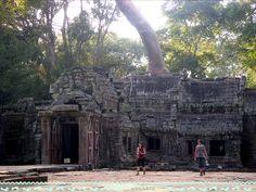 Ta Prohm #Angkor #SiemReap #Cambodia #Asia