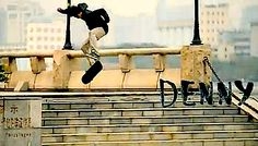 Welcome to the Team - Skateboarder Denny Pham 2013 (VIDEO)