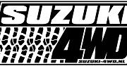 Suzuki-4WD_logo Off Road Bumpers, Winch Bumpers, Samurai, 4x4, Projects, Logo, Log Projects, Blue Prints, Logos