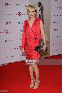 Patricia Kaas Bei Der 20. Verleihung 'Diva - Deutscher Entertainment Preis' Im Hotel Bayerischer Hof In München .