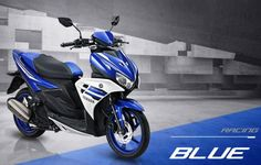 Motor Matik Yamaha Aerox 125 LC