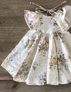 Fashion Kids, Little Girl Fashion, Toddler Fashion, Boho Fashion, Baby Outfits, Baby Girl Dresses, Kids Outfits, Flower Girl Dresses, Maxi Dresses