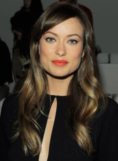 olivia wilde - hair inspiration?! is more than just hair! I´m pretty sure. <3