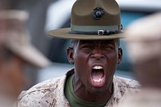WashPost: Staff Sgt. Antonio J. Curry, a drill instructor (U.S. Marine Corps photo by Sgt. Kuande Hall)