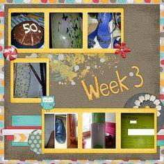 Elas Projekt 365: Wochenrückblick #3