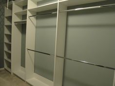Image detail for -New South Design: Master Closet Makeover - Step 3: Design & Install!