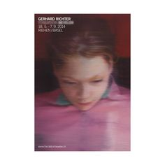 Gerhard Richter Exhibition Print, Ella, 2007 - http://www.artriver.com/mm5/merchant.mvc?Screen=PROD&Store_Code=A&Product_Code=GR130&Category_Code=GR