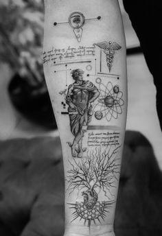Unique Small Tattoo, Unique Tattoos For Men, Small Tattoos For Guys, Cool Small Tattoos, Little Tattoos, Creative Tattoos, Mini Tattoos, Small Celtic Tattoos, Celtic Sleeve Tattoos