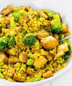 Broccoli Quinoa Recipes