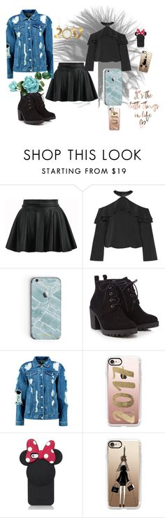"""""""summer outfit"""" by idcimzira on Polyvore featuring Alice + Olivia, Red Herring, Boohoo, Casetify and Kate Spade"""