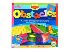 Obstacles Game by eeBoo - $16.95