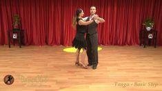 """Μια πρώτη """"γεύση"""" των βασικών βημάτων Tango!!!! - """"Τhe Dance Club by Alimos"""""""