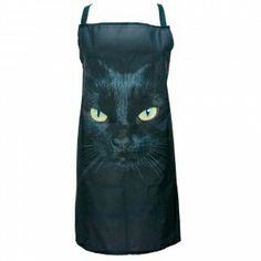 Black cat apron from Home.com.au