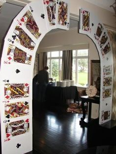 1000 images about casino party planning on pinterest for Decoration poker