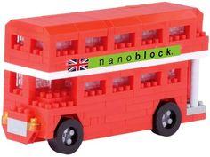 Nanoblock  - London Bus