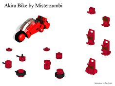 Zumbi Bike Instructions