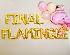FINAL FLAMINGLE Pink Flamingo Flamingo Bachelorette Party