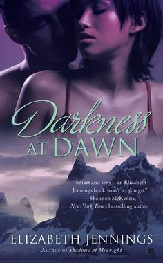 Darkness at dawn by LISA MARIE RICE as ELIZABETH JENNINGS