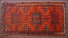 A #Persian #Wool #Rug: Lot 5007