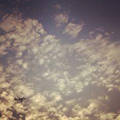 Cinco aviões ...