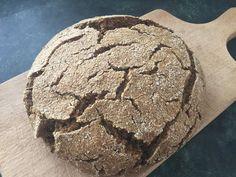 MARTIN CHUDÝ: Recept na tradičný ražný (žitný) chlieb z kvásku
