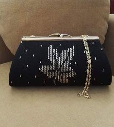 Weaving Patterns, Plastic Canvas, Bags, Karma, Decor, Hardanger, Zapatos, Handbags, Decorating