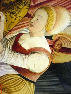 Detail, dont know by who or what the painting is called (please tell me if you do). 1522\24
