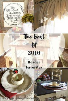 My top ten posts of 2016.