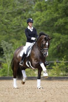 Charlotte Dujardin and Valegro aka Blueberry