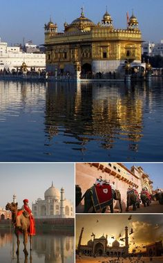 Golden Triangle Tour 6n/7d - Tours From Delhi - Custom made Private Guided Tours in India - http://toursfromdelhi.com/golden-triangle-tour-package-6n7d-amritsar-delhi-agra-jaipur/