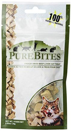 24G 085 OZ Beef Liver Cat Treats * For more information, visit image link.
