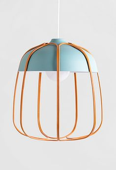 foxyou-too:Tull lamp by Tommaso Caldera