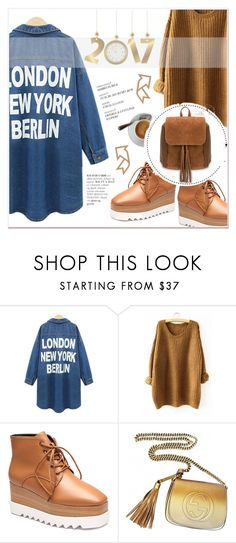 """""""Yoins"""" by janee-oss ❤ liked on Polyvore featuring Gucci"""