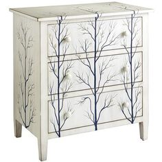 Paint a chest of drawers