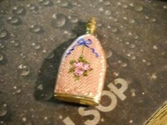 Find many great new & used options and get the best deals for ~Antique/Victorian Guilloche Enamel Pefume Bottle~ at the best online prices at eBay! Free shipping for many products! Perfume Bottles, Enamel, Victorian, Free Shipping, Antiques, Ebay, Products, Antiquities, Perfume Bottle