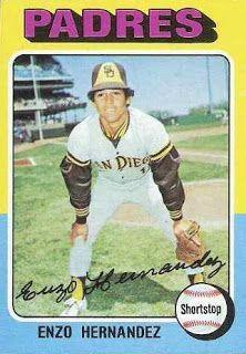 Enzo Hernández San Diego Padres
