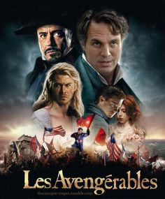 Les Avengerables! BRILLIANT!!!