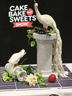Australian Cake Decorating Championships is the worlds richest cake competition showcasing cake and sugarcraft masterpieces from Australia's leading artists Cake Competition, Rich Cake, Cake Art, No Bake Cake, Cake Decorating, Champion, Sweets, Baking, Board