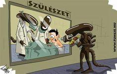 Alien Maternity Ward