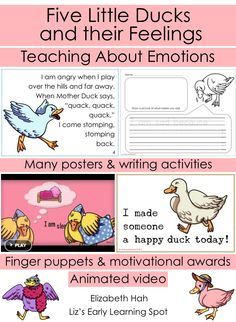 Use a familiar song to teach about emotions $ #feelings #emotionaldevelopment