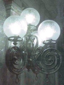 chandelier restoration tooling not available historical arts