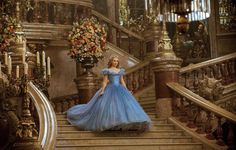 Pin for Later: Cinderella's Dazzling Pictures Will Take Your Breath Away  Just look how gorgeous this is!