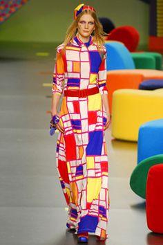 Ágatha Ruiz de la Prada, autum-winter collection 2009/2010