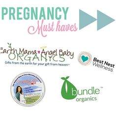 So You're Pregnant! Part 1: Pregnancy Must Haves