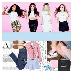 """""""one drop will be enough"""" by life-of-luna on Polyvore featuring Rebecca Taylor, Cheap Monday, INDIE HAIR, Alexander Wang, H&M and Chanel"""
