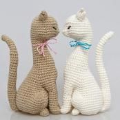 Cat Princess Amigurumi/Crochet Pattern - via @Craftsy